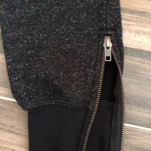 Spiritual Gangster Pants & Jumpsuits - Spiritual Gangster sparkle jogger sweat pants